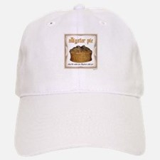 Alligator Pie Baseball Baseball Cap