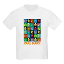 Pop Art Karl Marx T-Shirt