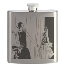 Cute Art deco Flask