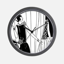 Unique Ladies Wall Clock