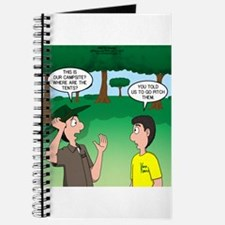 Tent Pitching Journal