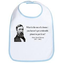 Henry David Thoreau 19 Bib