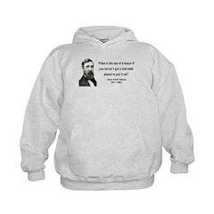 Henry David Thoreau 19 Hoodie