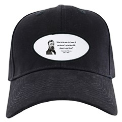 Henry David Thoreau 19 Baseball Hat