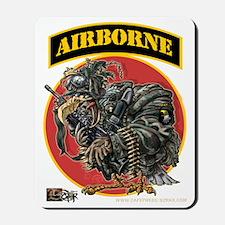 101 Airborne Eagle Mousepad