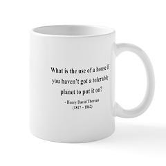 Henry David Thoreau 19 Mug