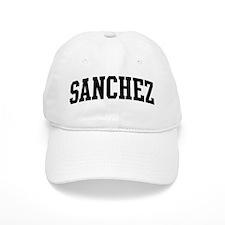 SANCHEZ (curve-black) Baseball Cap