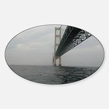 Underneath the Bridge Decal