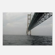 Underneath the Bridge Postcards (Package of 8)
