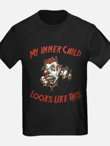 My Inner Child Looks Like This T