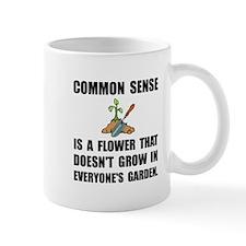 Common Sense Garden Mugs