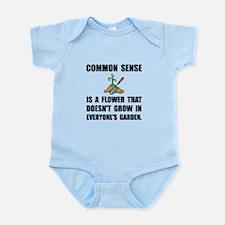 Common Sense Garden Body Suit