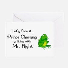 Prince Charming Greeting Cards (Pk of 10)