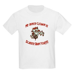 My Inner Child is Scarier than Yours T-Shirt