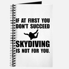 Skydiving Not For You Journal
