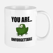 Unforgettable Frog Mugs