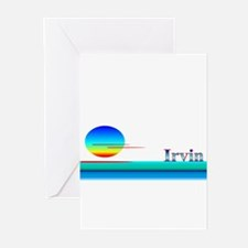 Irvin Greeting Cards (Pk of 10)
