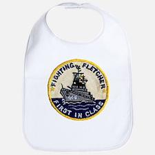 USS FLETCHER Bib