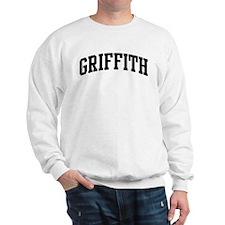 GRIFFITH (curve-black) Sweatshirt