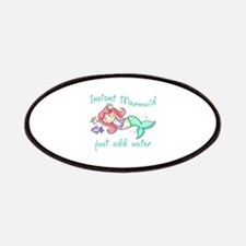 INSTANT MERMAID Patches
