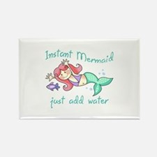 INSTANT MERMAID Magnets
