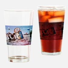 Unique Dark side Drinking Glass