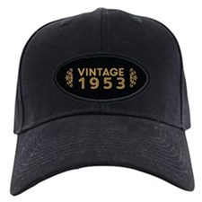 Vintage 1953 Baseball Hat