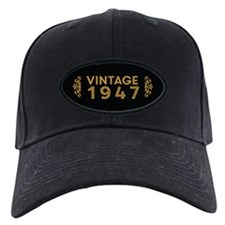 Vintage 1947 Baseball Cap