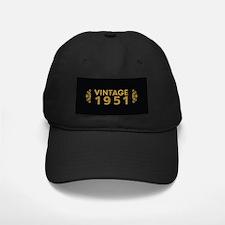 Vintage 1951 Baseball Hat