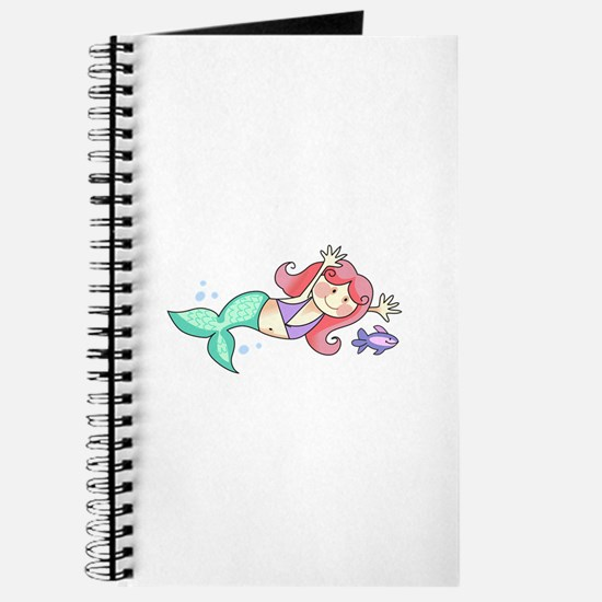 MERMAID SWIMMING Journal