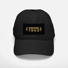 Vintage 1943 Baseball Hat