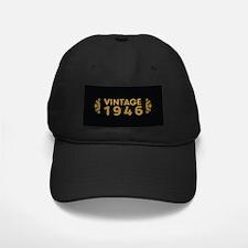 Vintage 1946 Baseball Cap