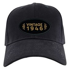 Vintage 1946 Baseball Hat