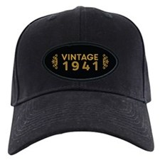 Vintage 1941 Cap