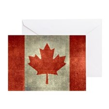 Cute Leafs nation Greeting Card