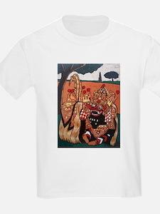 Bali Barong_Batik T-Shirt