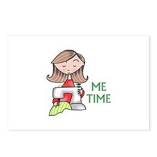 ME TIME Postcards (Package of 8)