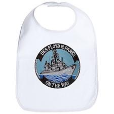 USS FLOYD B. PARKS Bib