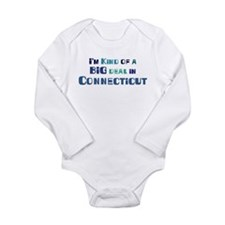 Cute Kind of a big deal Long Sleeve Infant Bodysuit