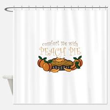 COMFORT ME Shower Curtain