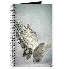 Praying Hands drawing Journal