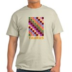 Pop Art Taurus Light T-Shirt