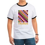 Pop Art Taurus Ringer T