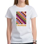 Pop Art Taurus Women's T-Shirt