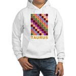 Pop Art Taurus Hooded Sweatshirt