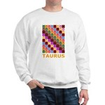 Pop Art Taurus Sweatshirt