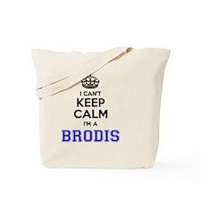 Funny Brodie Tote Bag