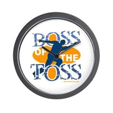 Boss Male Wall Clock