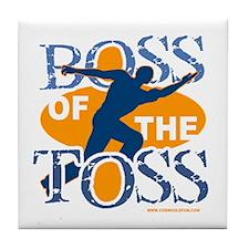 Boss Male Tile Coaster
