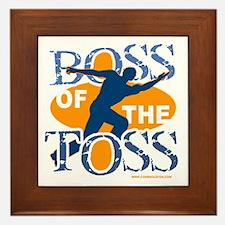 Boss Male Framed Tile